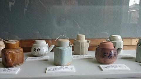 昭和初期のお茶入れ